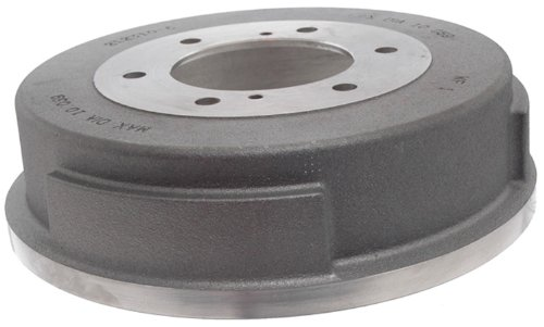 UPC 036666684049, ACDelco 18B153 Professional Rear Brake Drum Assembly