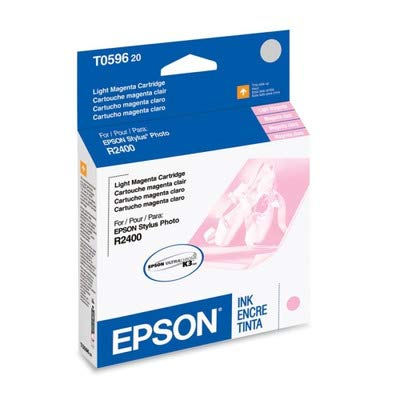 Genuine Epson Stylus Photo R2400 Light Magenta Ink Cartridge Per Unit