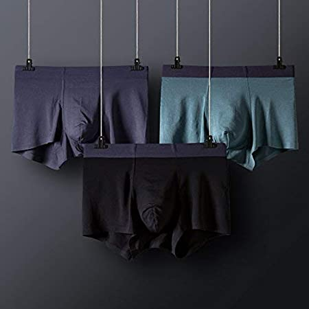 Boxers Simple Flat Angle Modal Youth Middle 3-Pack para Hombre: Amazon.es: Hogar