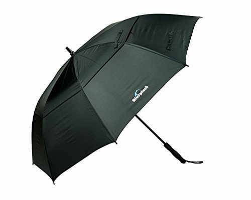BluSplash Wind Shear Lite Automatic Open Golf Umbrella