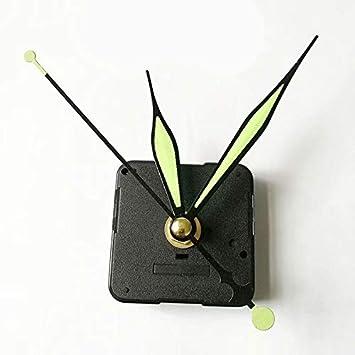 Doyime Quarz-Uhrwerk mit 3 Zeiger-Sets in 3 Gr/ö/ßen