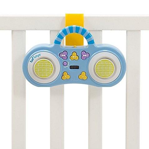 Easier Sleep 3-in-1 MP3 Stereo Owl Mobile by Taf Toys