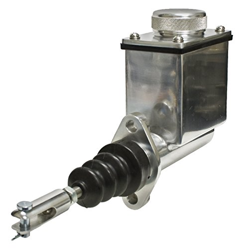 Empi 16-2965 Replacement Tall Polished Master Cylinder With 3/4'' Bore by Empi