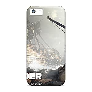 New XSiBT13073lKZlR Tomb Raider 2012 Tpu Cover Case For Iphone 5c