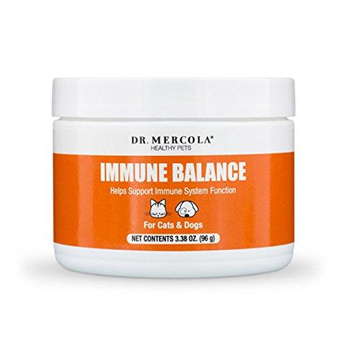 Dr. Mercola Immune Balance for Pets - 3.38 oz (96 g)