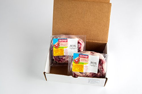 Rumba Meats Beef Bone Broth Box, Oxtail, Hindshank, and Marrow Bones, Frozen (Pack of 6) by Rumba (Image #6)