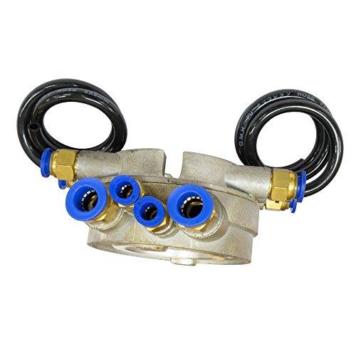 VEFN Tyre Tire Changer Rotary Coupler Coupling Air Valve TCP16+Fittings