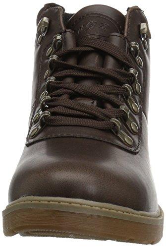 gum Boot Theta Women's Brown Dark Lugz Fashion Brown SqtHg0