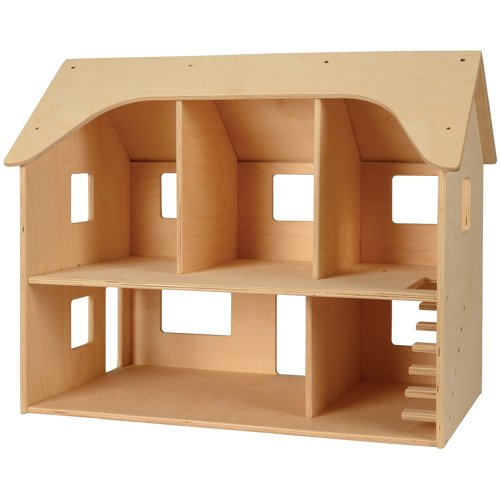 Classroom Baltic Birch Doll House ()