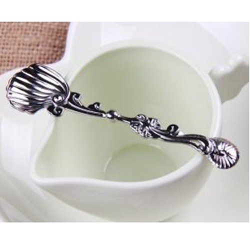 Silver Vintage Palace Decorative Coffee