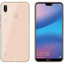 HUAWEI P20 lite SAKURAPINK 51092NAK Kirin 659 5.84 Type, Storage Device/Storage: 4GB/32GB nanoSIMx2 SIM-Free Smartphone(Japan Domestic Genuine Products)