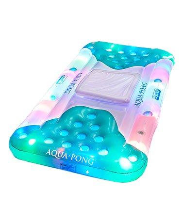 Amazon.com: Aqua pongtm Pong de Cerveza hinchable Juego de ...