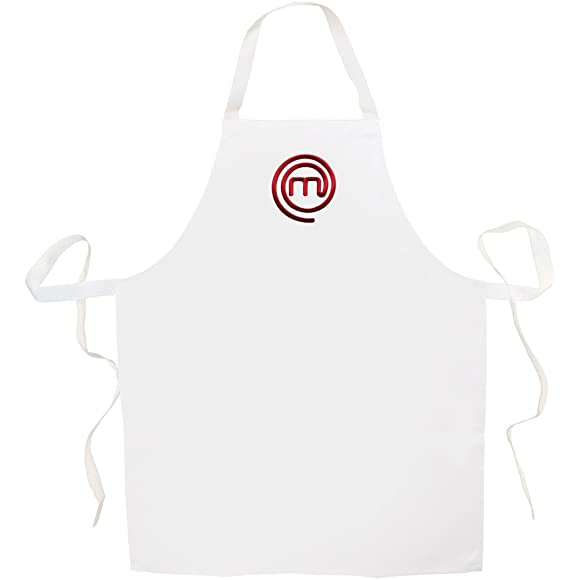 Official Masterchef Apron in White