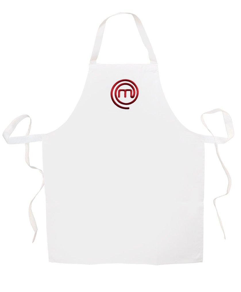White apron toronto - Masterchef Apron White Official Merchandise Amazon Ca Home Kitchen