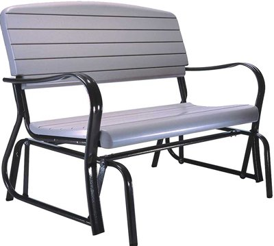 Lifetime Products 2871 48in Glider Bench