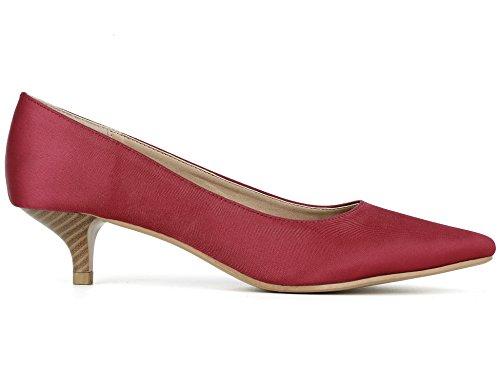 Classics Espigones 36 Daim Rouge Greatonu Nouveau Talons Femmes 41 Suedes Chaussures À Eu wInq4gF