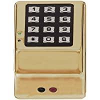 Alarm Lock DK3000 Trilogy 2000 User Weatherproof Electronic Digital Lock Keypad,