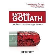 Battling Goliath