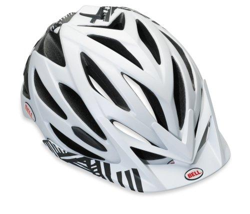 Bell Variant Bike Helmet (Matte White/Black Lines , Medium) Review
