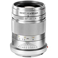 HandeVision IBERIT 90mm f/2.4 Lens for Leica SL / T (Silver)
