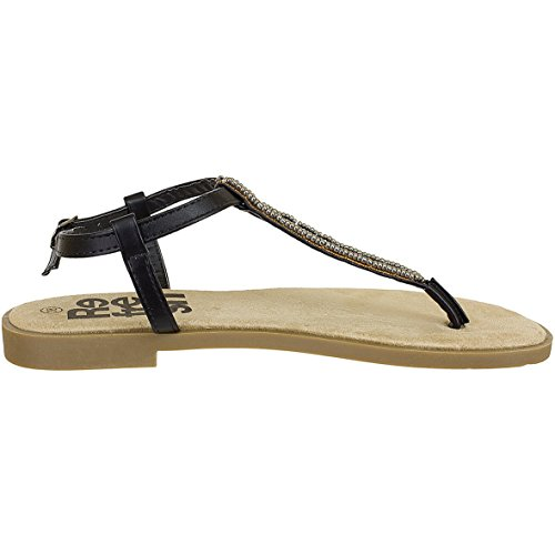 Refresh Women Sandals Sandalen 63387 Black