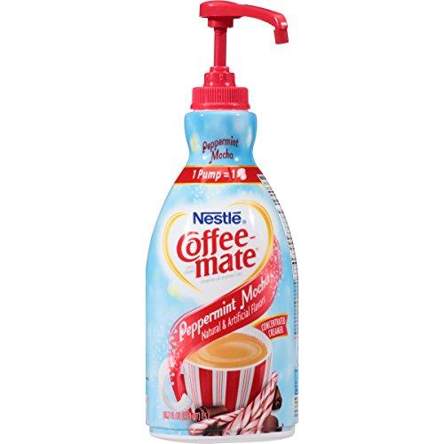 Nestle Coffee mate Coffee Creamer Peppermint