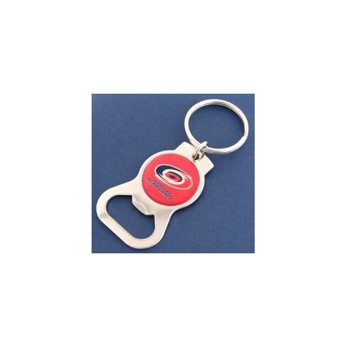 Concord Global Trading Carolina Hurricanes Bottle Opener Keychain (Concord League Sunset)