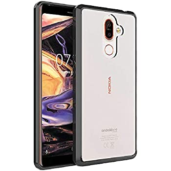 Amazon.com: Nokia 7 Plus Funda, ranyi [3 en 1 de cuerpo ...