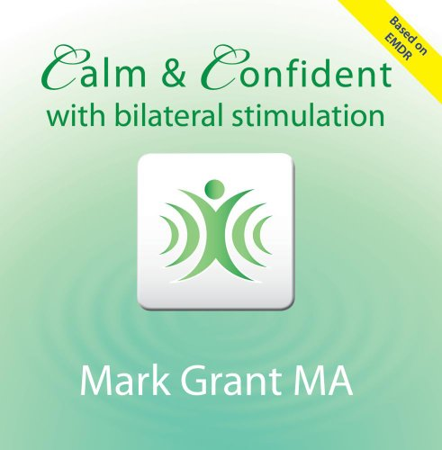 Calm Confident CD Mark Grant product image