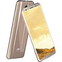 MIONE MI FINGERPRINT, 4GB RAM, 64GB ROM,3250MAH BATTERY - GOLD