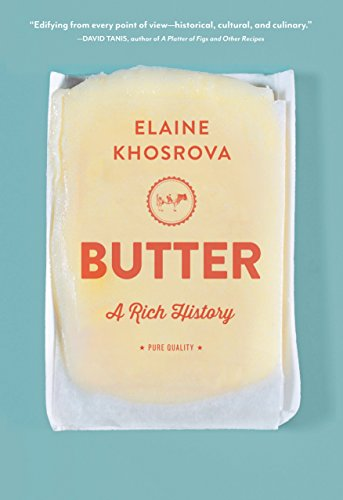 Butter: A Rich History cover