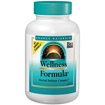 Source Naturals Wellness Formula, Herbal Defense Complex, 120 Capsules