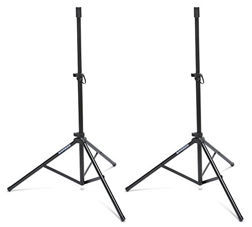 Samson LS50P Lightweight Speaker Stands by Samson Technologies