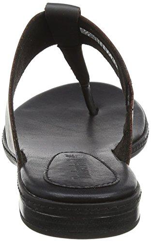 Jossart Timberland Femme Cherrybrook 001 Noir Tongs black BfapfP0