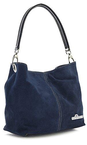 Italian Design Bucket Handbag - 1
