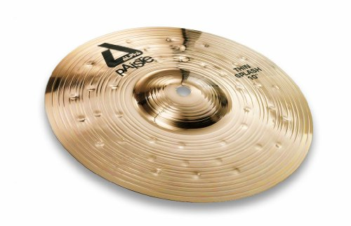 Paiste Alpha Brilliant Cymbal Thin Splash 10-inch (Paiste Alpha Rock)