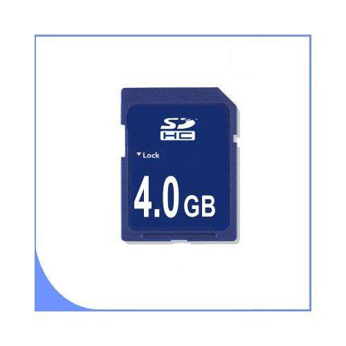 4GB SD / HC Memory Card Secure Digital BigVALUEInc Accessory Saver Bundle for Pentax Cameras