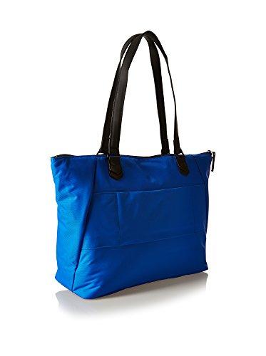 shopper diva Roncato 50x33x15 (blu)