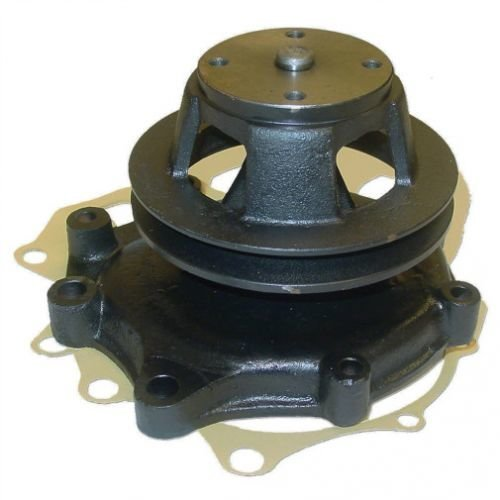 (Water Pump - Single Groove Pulley Ford 5600 3910 2310 2910 5610 2810 2110 7610 6700 4610 7710 5000 6610 7700 2600 4600 6710 2610 2000 7600 6600 4130 3000 335 3600 4000 6810 4100 3610 4110 5110 7000)