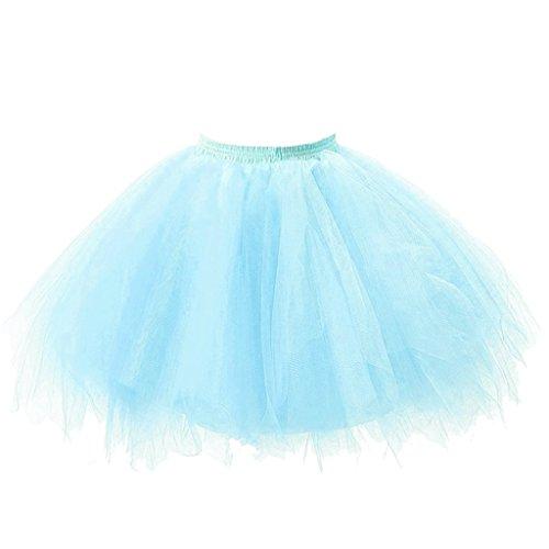 light blue ballet tutu - 9