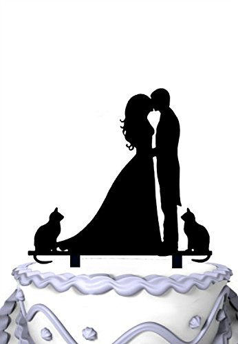 Meijiafei Groom Kissing Wedding Topper product image