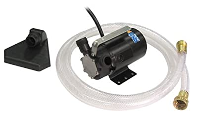 HidroPoint Water Transfer Utility Pump, Portable - 115 V, 1/10 HP