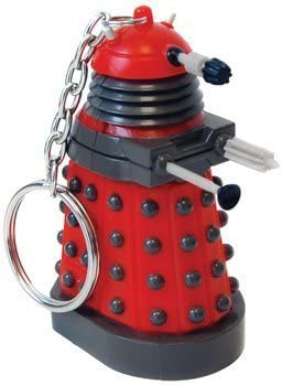 Doctor Who Dalek Valentines Day Keyring