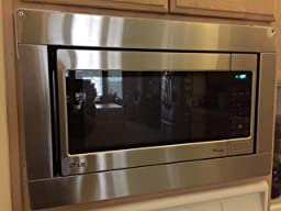 Lg Countertop Microwave With Trim Kit : ... Trim Kit for LG Model LCRT2010ST: Countertop Microwave Ovens: Kitchen
