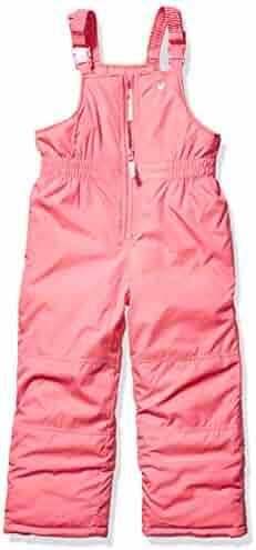 Carter's Girls' Snow Bib Ski Pants Snowsuit