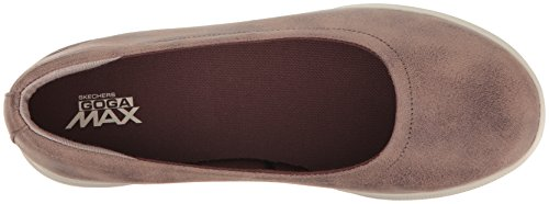 big sale online buy cheap with credit card Skechers Women's Go Step Lite Mary Janes Brown (Brown) discount best prices sale fashion Style discount best store to get YkL0Wsv