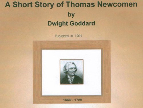 A Short Story of Thomas Newcomen