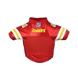 NFL Kansas City Chiefs Premium Pet Jersey, XL