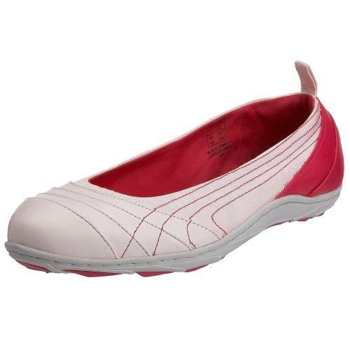 寄託羊の服を着た狼人形Puma Ginza Womens Ballet Pumps / Shoes - Pink [並行輸入品]