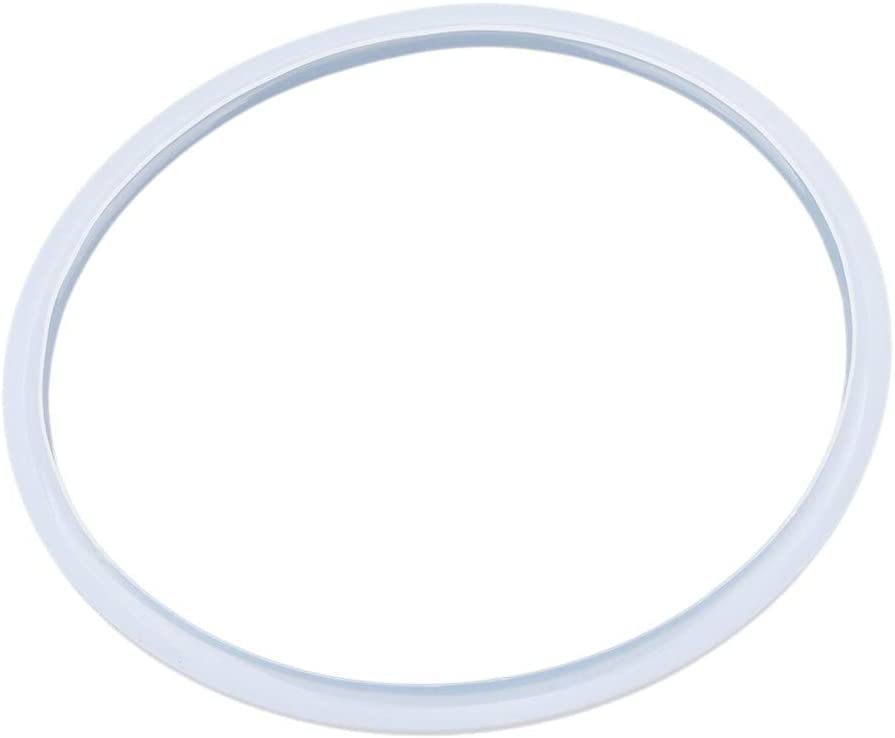 Cngstar Pressure Cooker Seal Silicone Rubber Gasket Pressure Cooker Seal Ring Kitchen Cooking Tools,20cm